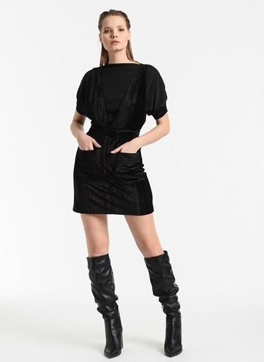 Meltem Özbek Elbise Lacivert